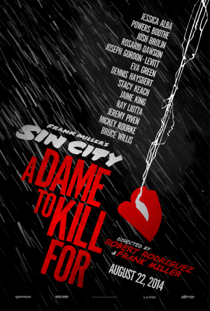 Sin City - A Dame to Kill For
